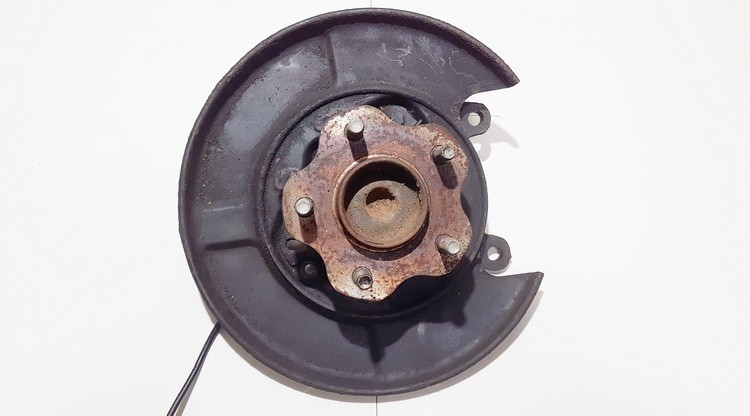 Nissan  Qashqai Stabdziu disko apsauga galine kaire (G.K.)