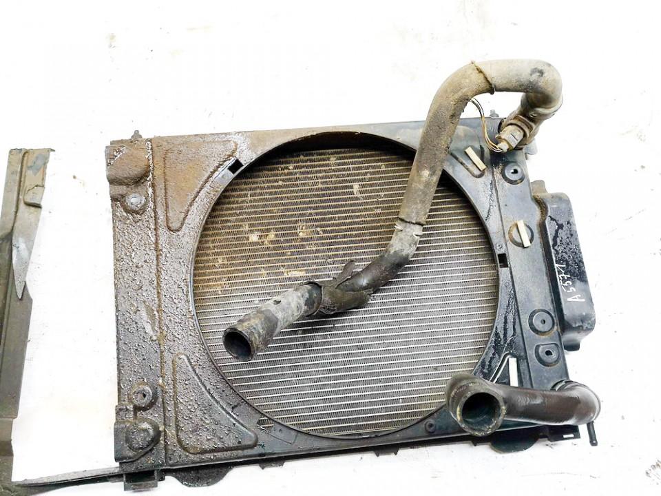 Audi  A2 Vandens radiatorius (ausinimo radiatorius)