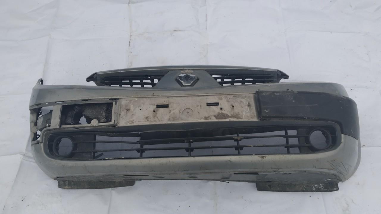 Renault  Scenic Bamperis P.