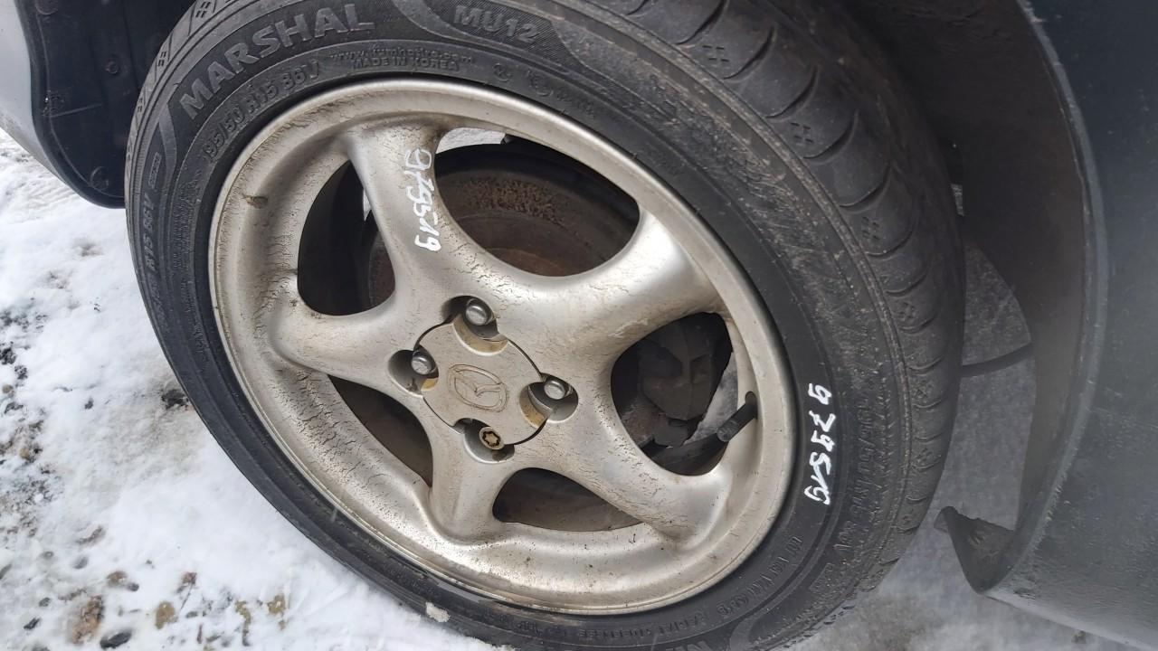 Lietu ratu komplektas R15 Mazda MX-5 2003    1.6 used