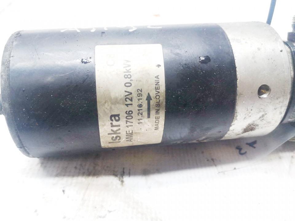 Hidrauline pompa ESP Volkswagen Caddy 2005    1.9 ame1706