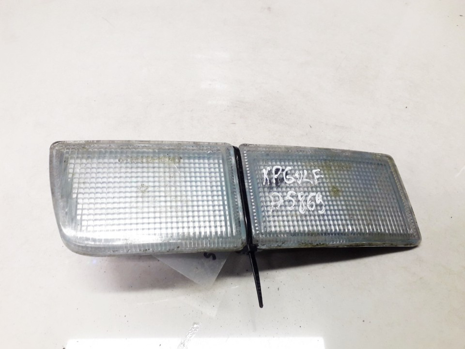 Bamperio atsvaitas P.K. Volkswagen Golf 1995    1.8 121602L1