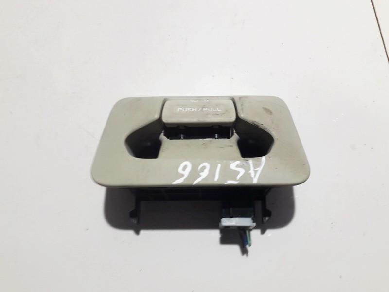 Rankinio stabdzio mygtukas Volvo XC 60 2010    2.4 30773540