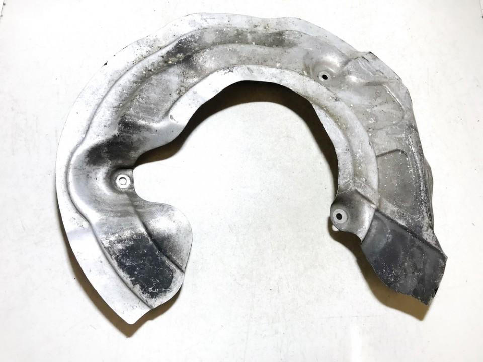 Stabdziu disko apsauga priekine desine (P.D.) BMW 3-Series 2012    3.5 228474401