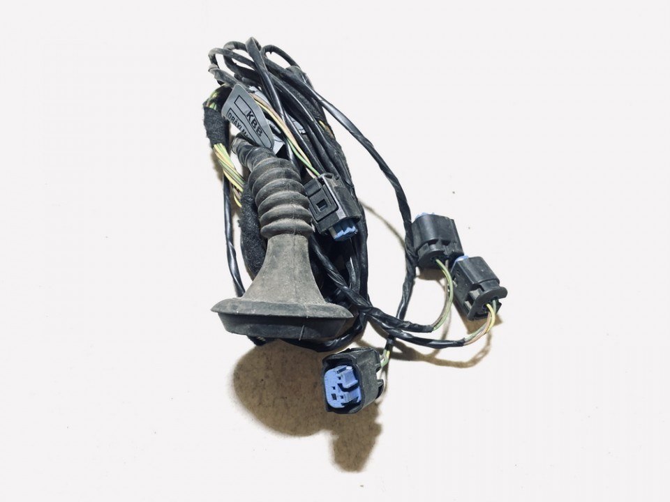 Parktroniku ladai (pravodke) BMW 3-Series 2001    2.0 6918955