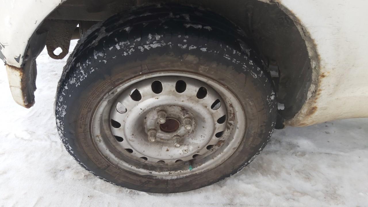 Skardiniu ratu komplektas R14 Toyota Yaris 2002    1.0 used