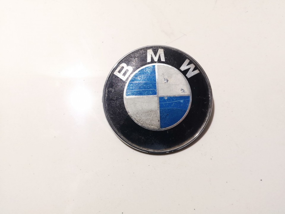 Priekinis zenkliukas (Emblema) BMW 3-Series 2006    0.0 51148132375