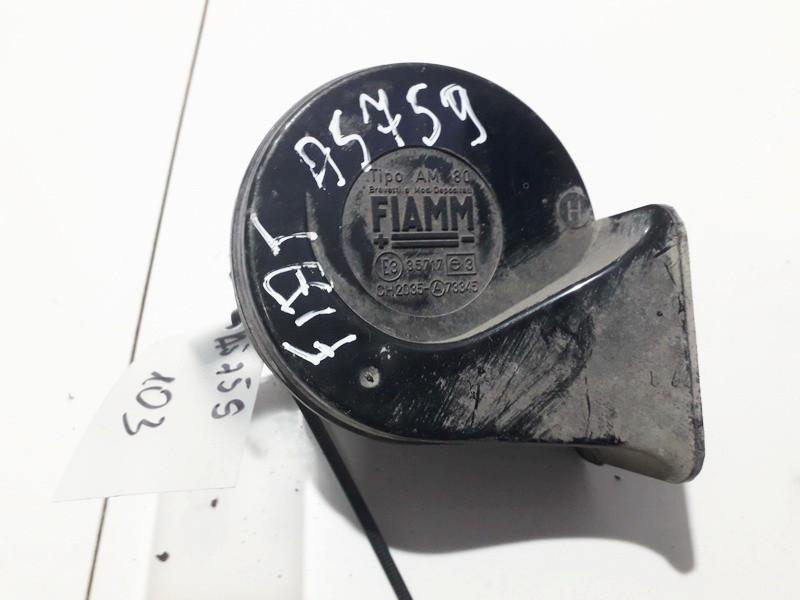 Fiat  Brava Garso signalas