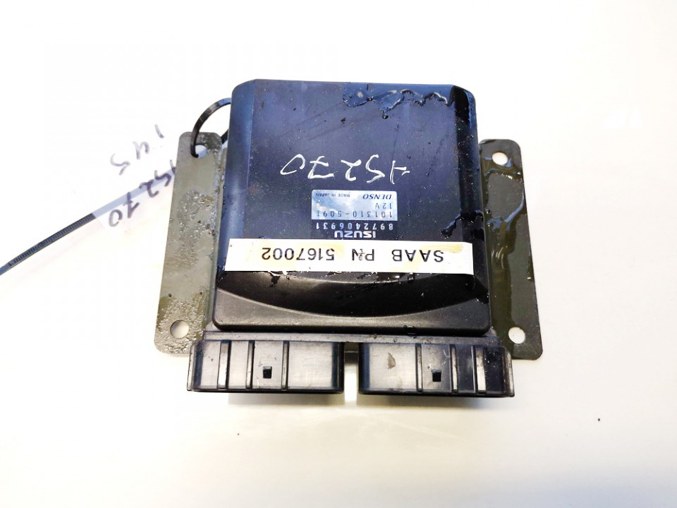 Fuel Injection ECU (Injector ECU) SAAB 9-5 2001    3.0 8972406931