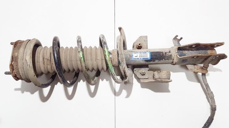 Mazda  2 Shock Absorber - Suspension Strut Assembly - front left side