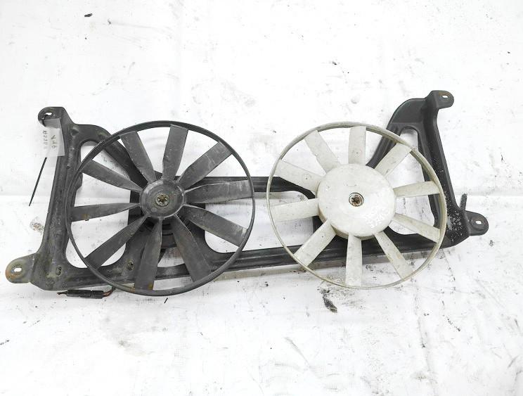 Diffuser, Radiator Fan em0016t13 used Renault ESPACE 1993 2.2