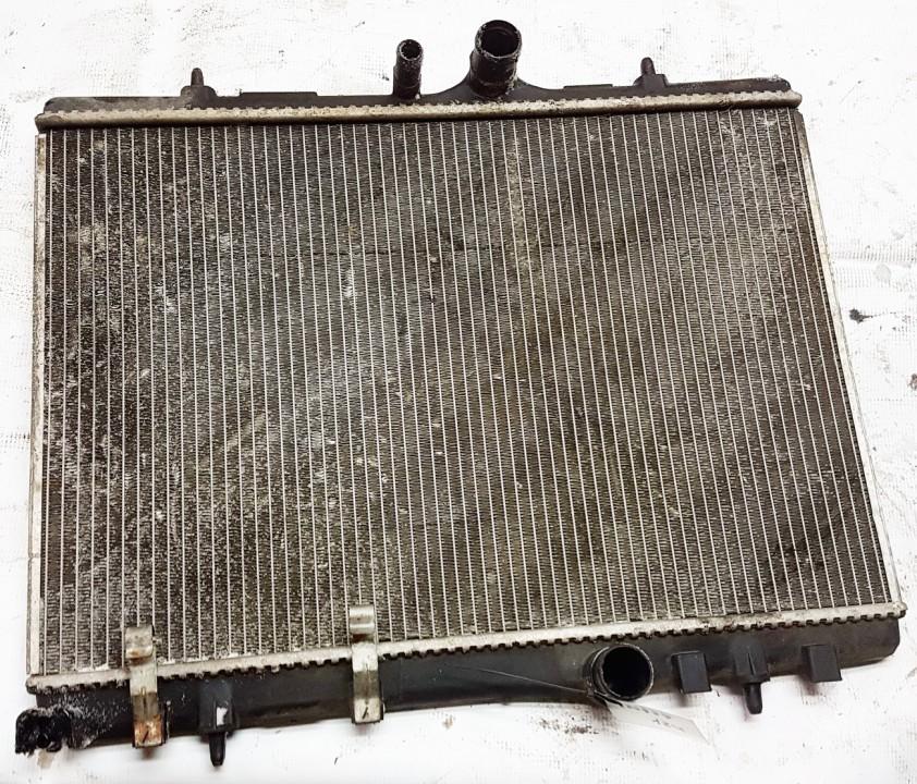 Vandens radiatorius (ausinimo radiatorius) 9637043380 USED Peugeot 307 2005 1.6