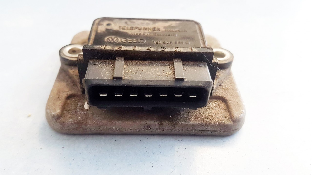 Ignition Control Module Volkswagen Jetta 1990    1.8 191905351B