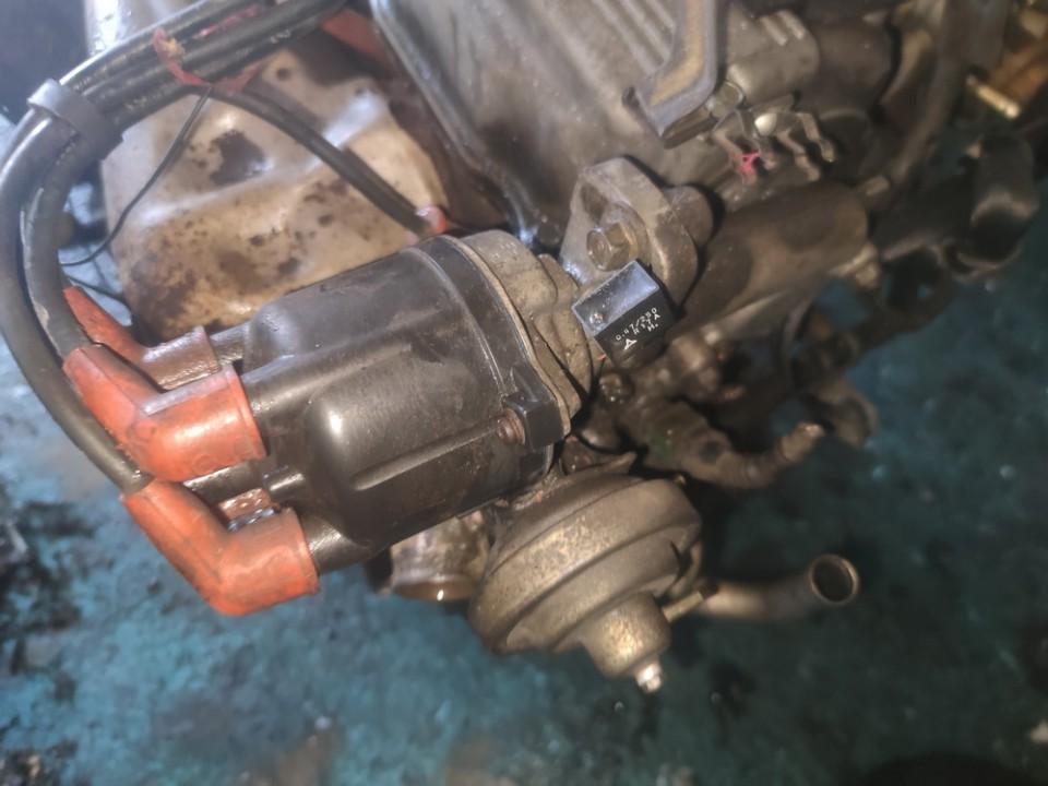 Trampliorius (kibirksties paskirstytojas) Mazda 626 1987    2.0 t4t660725