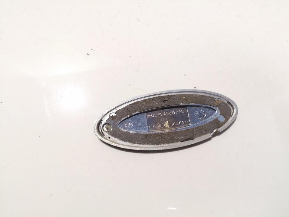 Priekinis zenkliukas (Emblema) Ford Focus 2000    0.0 95gb-f425a52-cb-d39b
