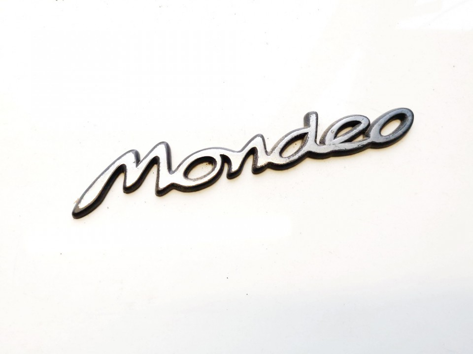 Galinis zenkliukas (Emblema) Ford Mondeo 2000    0.0 used