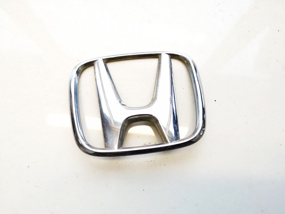 Galinis zenkliukas (Emblema) Honda Accord 2000    0.0 75701sea0000