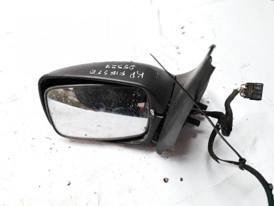 Duru veidrodelio stikliukas P.K. (priekinis kairys) Ford Fiesta 1999    1.8 used