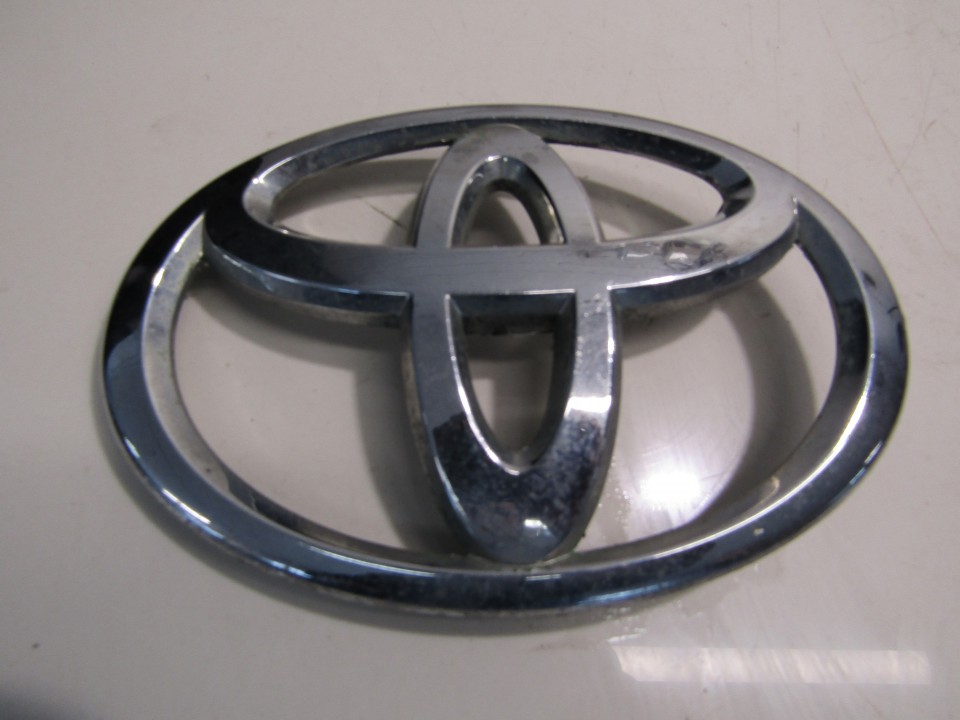 Priekinis zenkliukas (Emblema) Toyota Aygo 2008    0.0 753110H010
