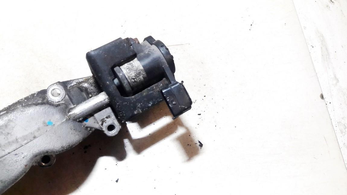 Kolektoriaus sklendziu varikliukas Kia Carens 2006    2.0 2838127450