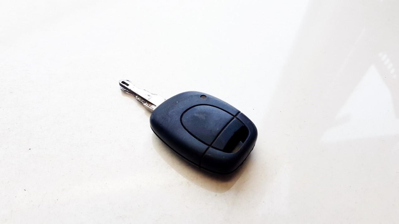 Remote Key Renault Clio 2002    1.2 USED