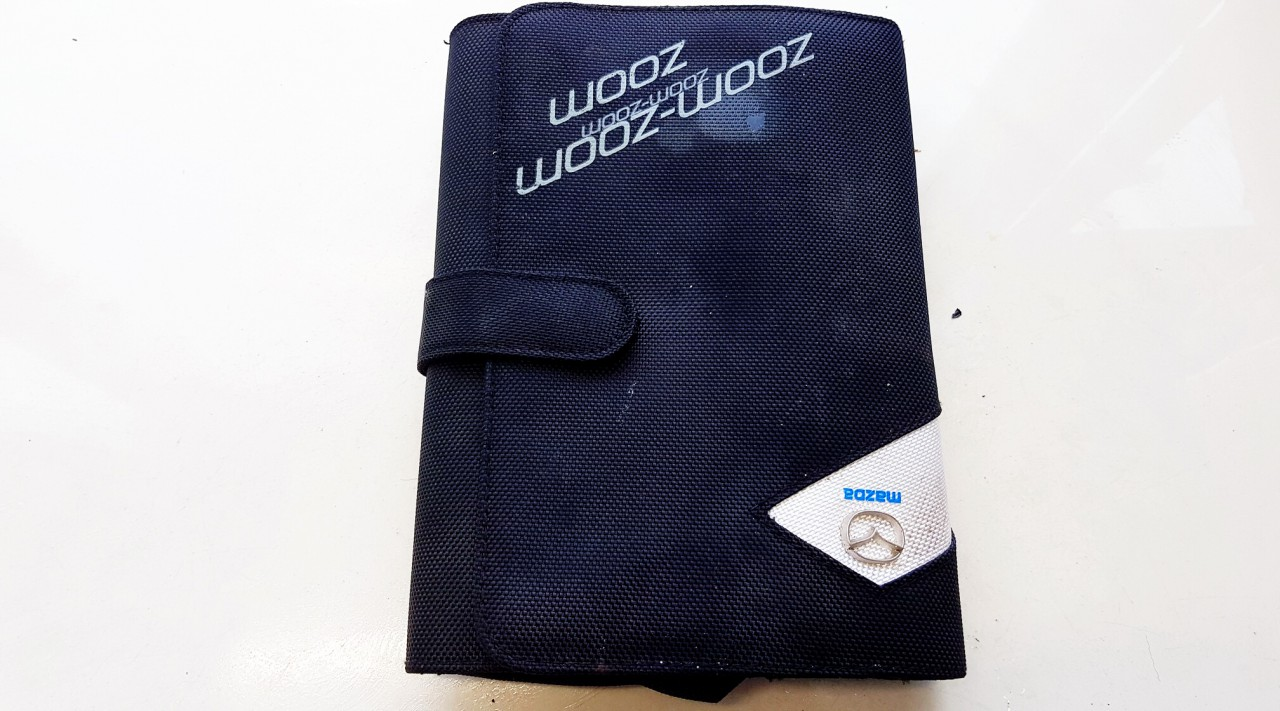Prieziuros zinynas (Automobilio aptarnavimo knyga) Mazda 6 2010    2.2 USED