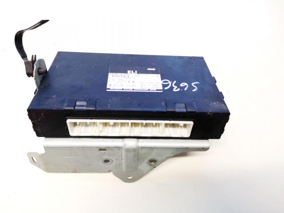 Steering Module (STEERING WHEEL CONTROL ECU) Subaru Outback 2010    2.0 88281aj201