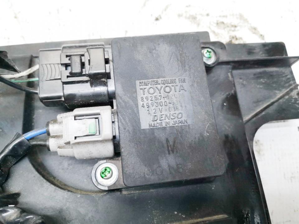 Blower Fan Regulator (Fan Control Switch Relay Module)  8925712020 89257-12020, 499300-3351 Toyota YARIS 2000 1.0
