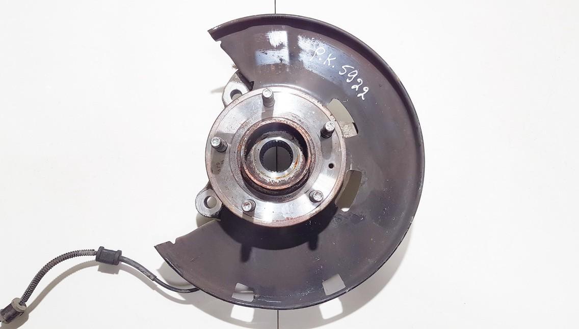 Stabdziu disko apsauga priekine kaire (P.K.) Opel Astra 2015    1.6 13324458