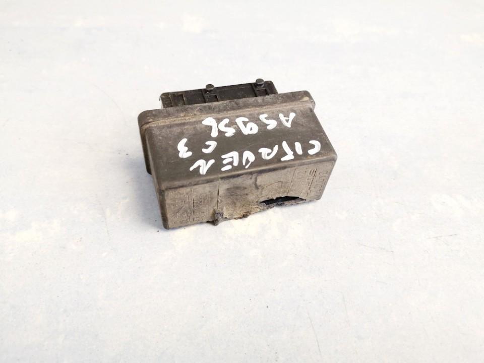 Kuro siurblio rele Citroen C3 Pluriel 2003    1.4 240107