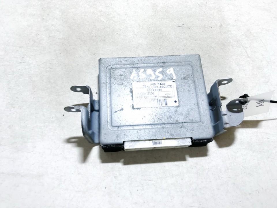 ESP Control Unit Mitsubishi Pajero 2014    3.2 11581114210