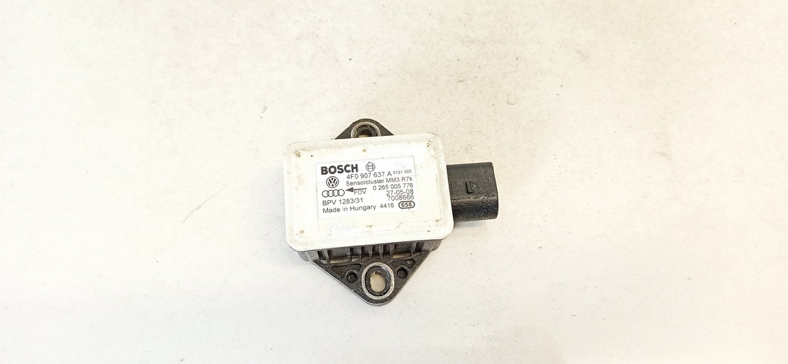 ESP Control Unit Audi A6 2008    3.0 4f0907637a