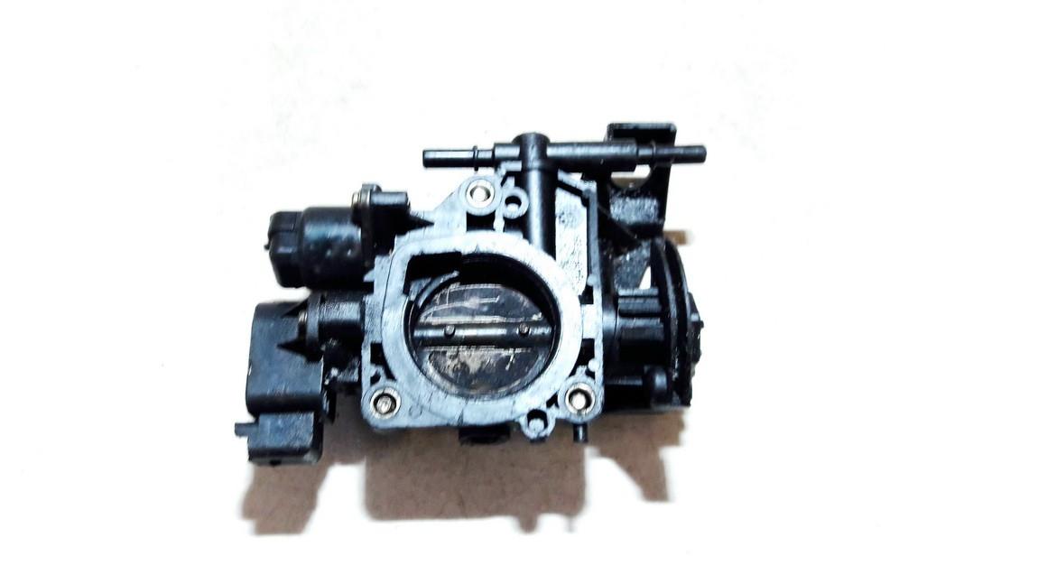 Droselines sklendes valdymo varikliukas Citroen C5 2002    2.0 9642473280