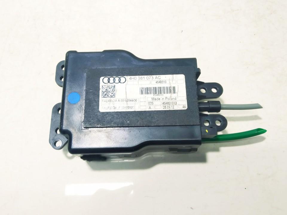 SEAT AIR PUMP Audi A8 2013    4.2 4h0881078ac