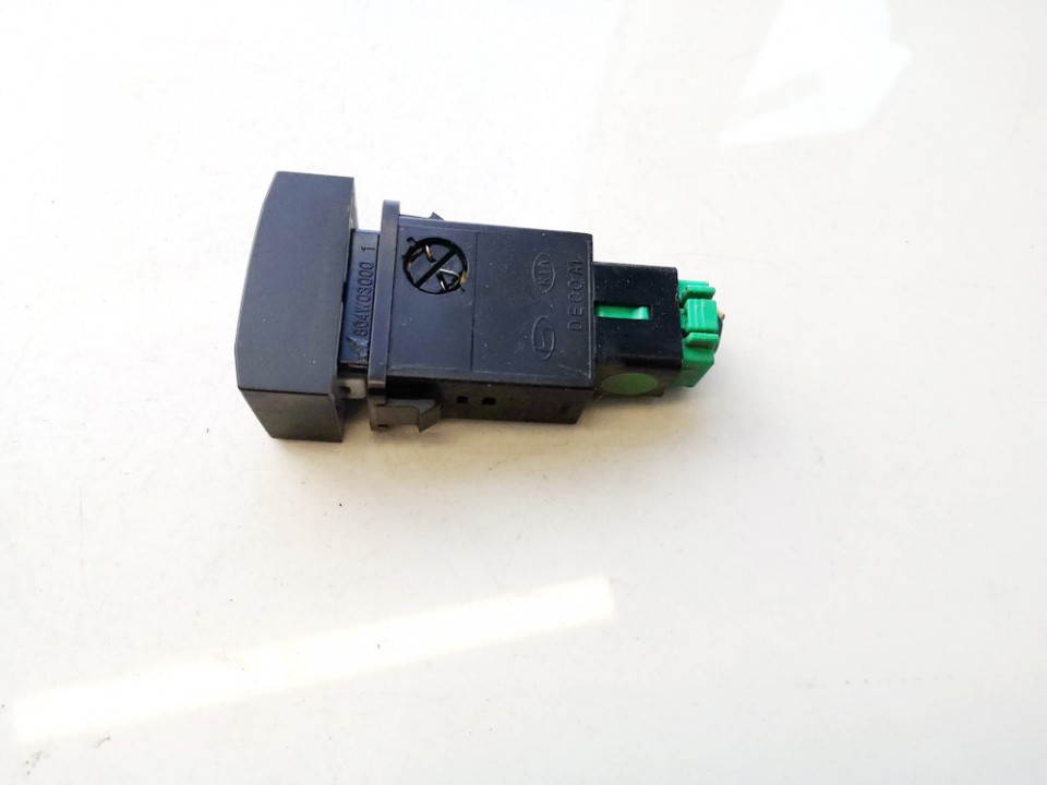 Valytuvu mygtukas Kia Sorento 2004    0.0 937803e000
