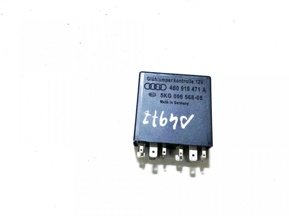 Switch, Headlight (LIGHT CONTROL MODULE) Audi TT 2006    1.8 4b0919471a