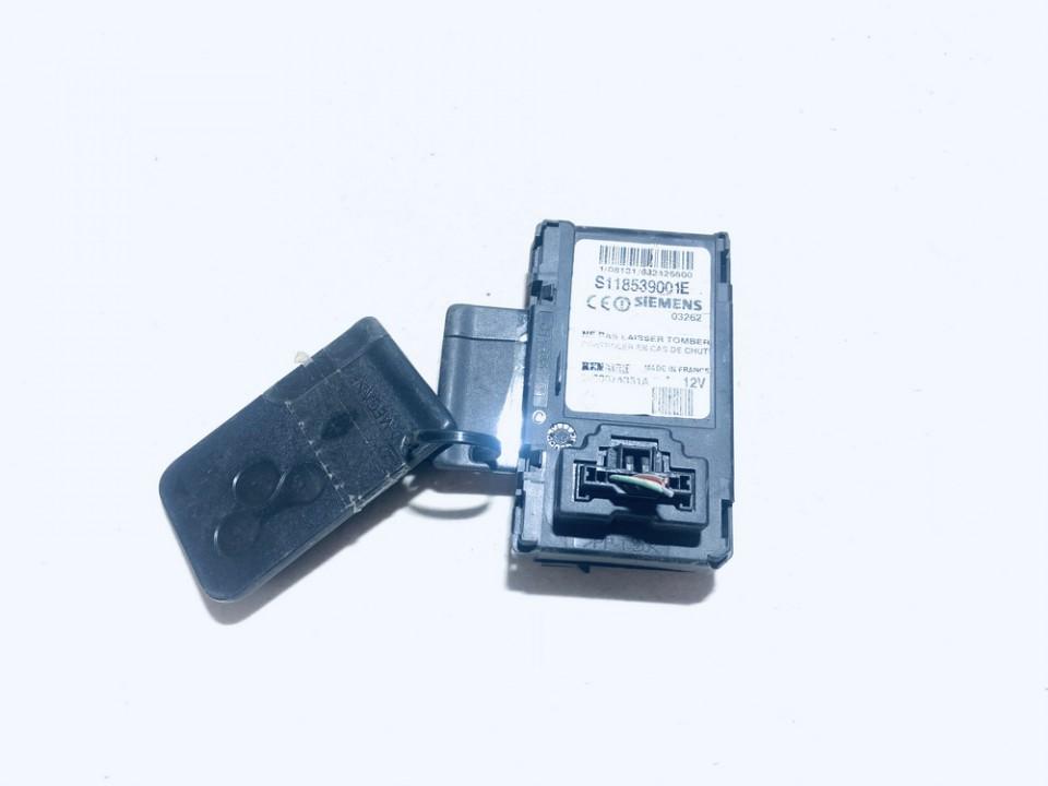 Key Card Reader (CARD READER IGNITION LOCK) Renault Megane 2004    1.9 8200074331A