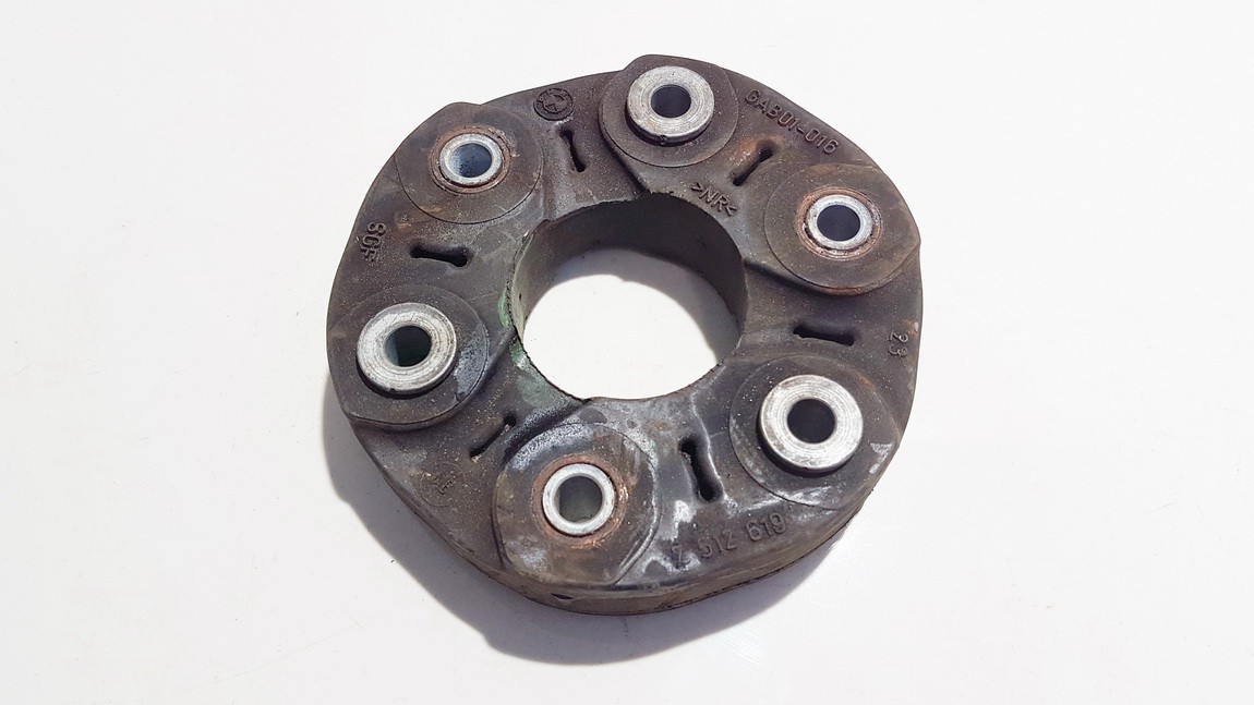 Driveshaft Flex Joint - Coupling Disc Automatic - Manual Trans BMW 5-Series 2008    0.0 7512619