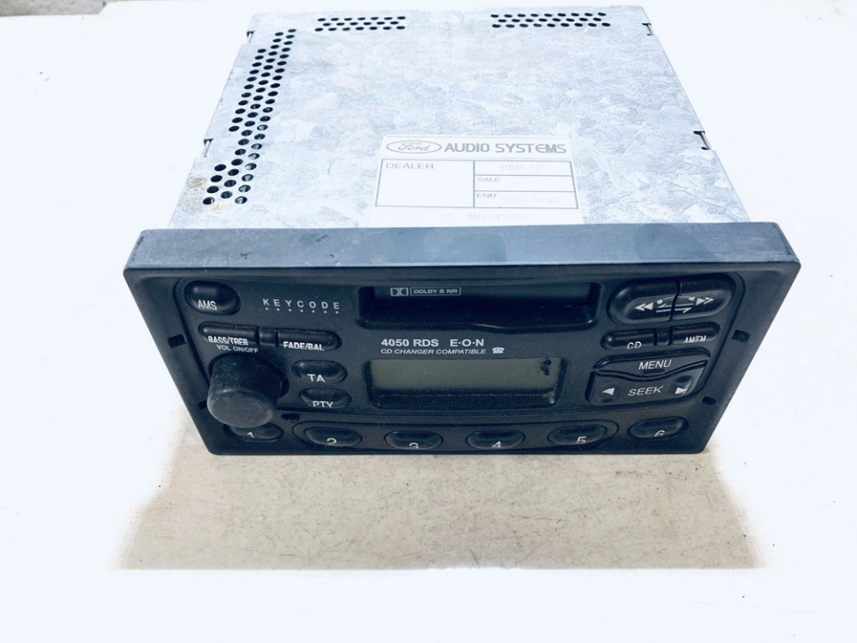 Automagnetolos valdymo konsole Ford Galaxy 2000    0.0 ym2118k876fd