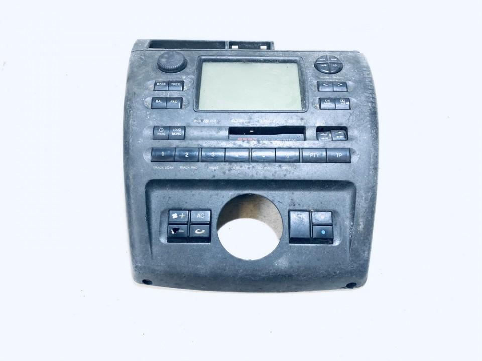 Peciuko valdymas ir automagnetola Seat Ibiza 2000    1.9 1837310200