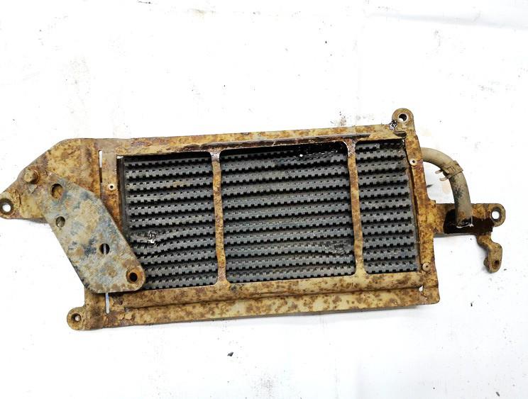 Kuro radiatorius (ausinimas) (Benzino - Dyzelio) Mitsubishi Outlander 2009    2.2 used
