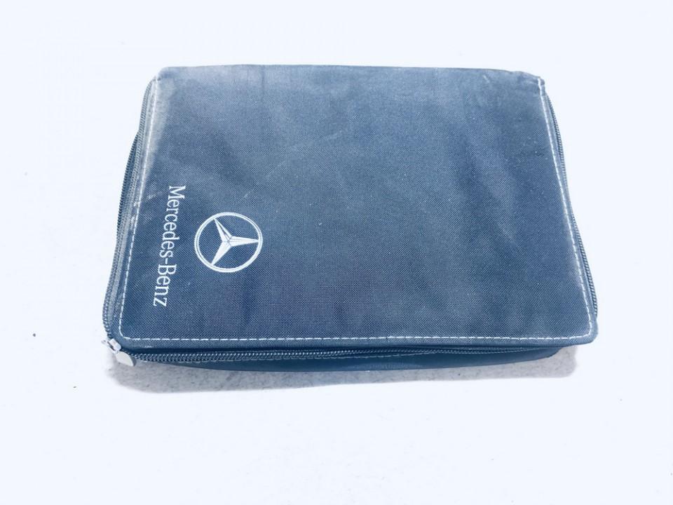 Prieziuros zinynas (Automobilio aptarnavimo knyga) Mercedes-Benz C-CLASS 2008    0.0 2045842693
