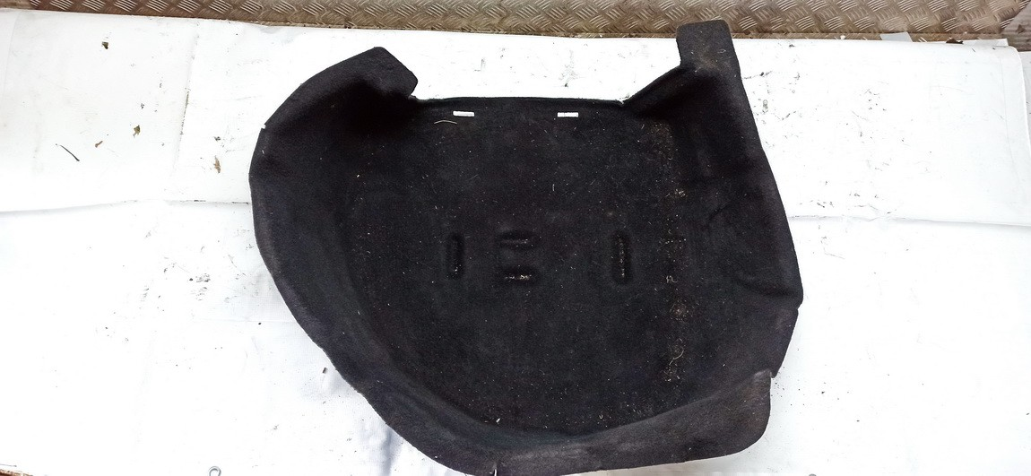 Spare wheel baggage dose (plastic bag) Jaguar XF 2012    2.0 used