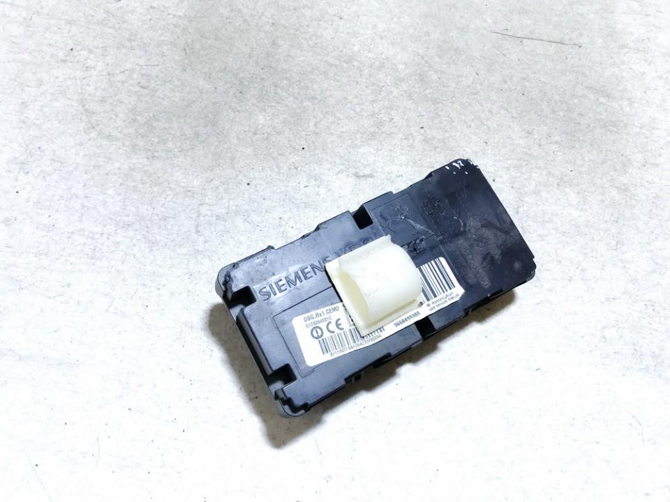 Padangu slegio daviklis Peugeot 407 2006    1.6 9660499380
