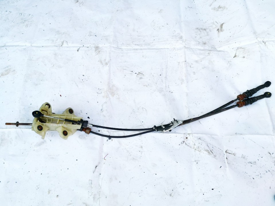 Mazda  2 Gearshift Lever Mechanical (GEAR SELECTOR UNIT)