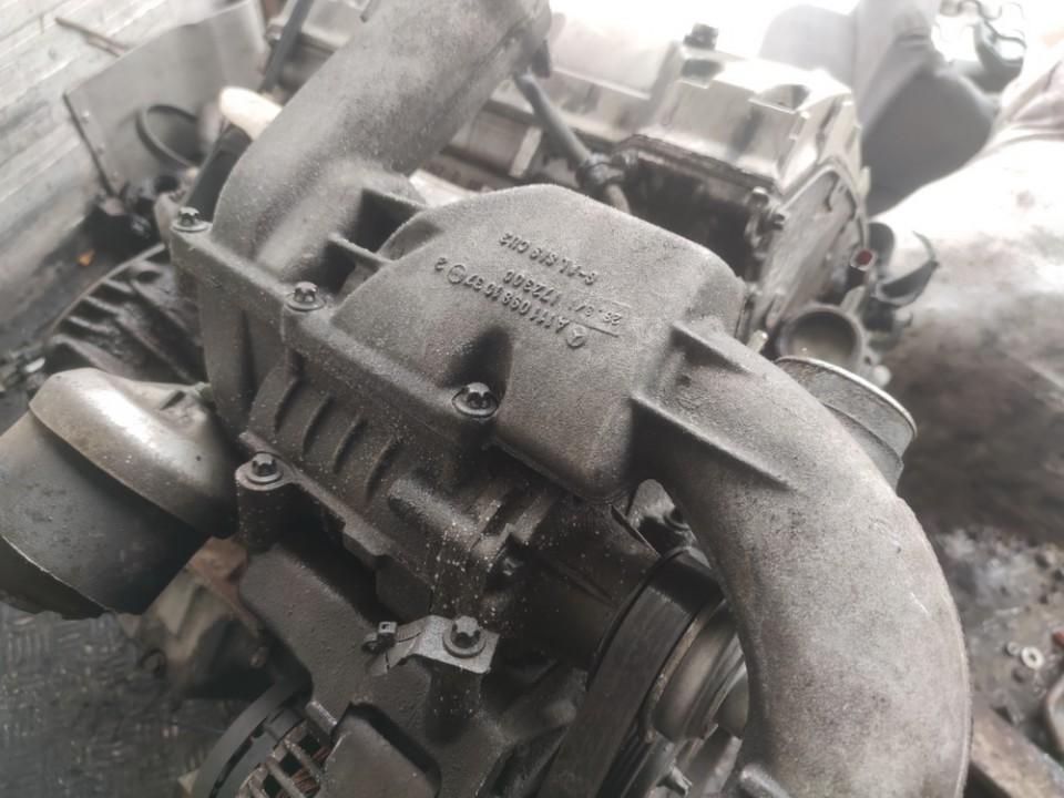 Turbokompresorius Mercedes-Benz C-CLASS 2002    2.3 a1110981037