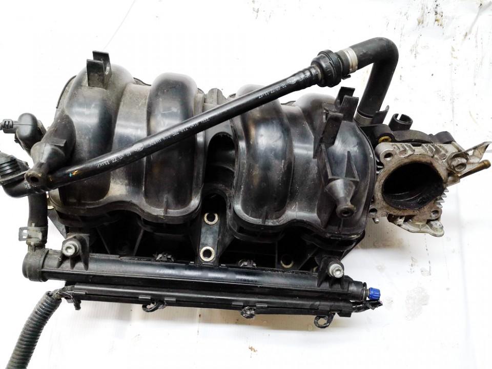 Audi  A2 Isiurbimo kolektorius