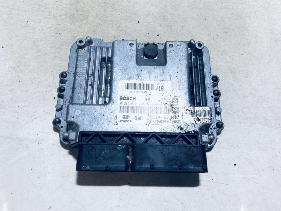 Kia  Sportage ECU Engine Computer (Engine Control Unit)