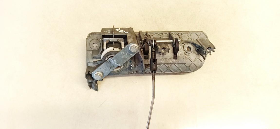Duru rankenele Volkswagen Caddy 2014    2.0 2k0827565