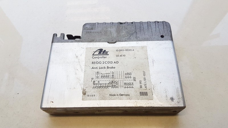 ABS kompiuteris Ford Scorpio 1993    0.0 85GG2C013AD
